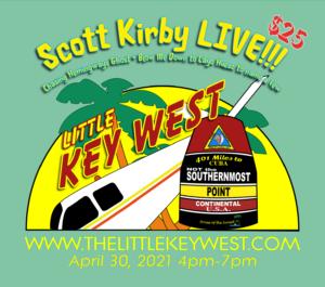Scott Kirby Tickets