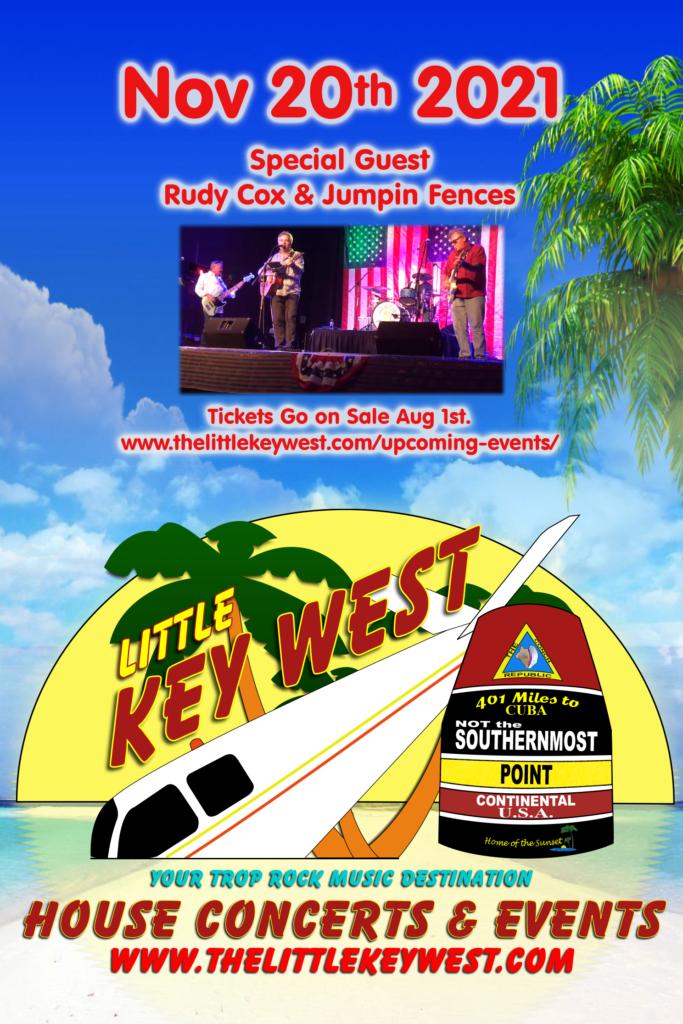 Rudy Cox & Jumpin Fences Band