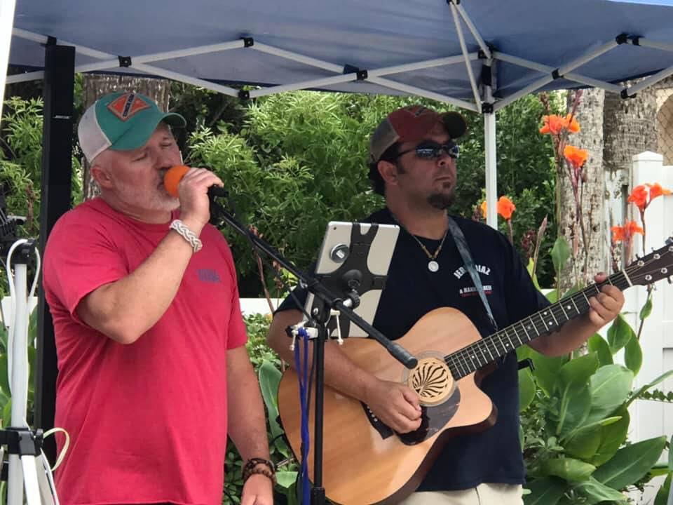 Boomer Blake & Danny Rosado
